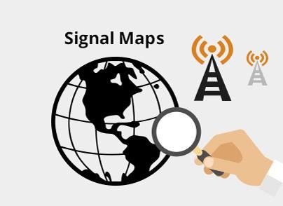 HDTV Signal Maps